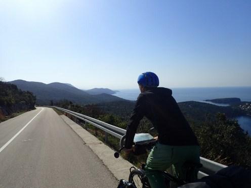 Sur la route | On the road