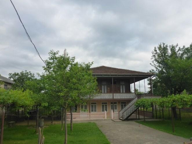 Maison typique   Typical house