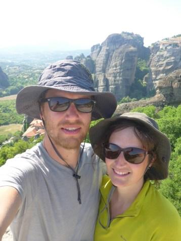 Meteora selfi