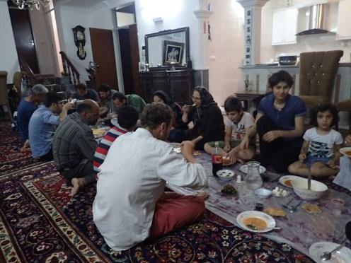 Repas en famille | Family diner