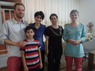 Famille de Saher