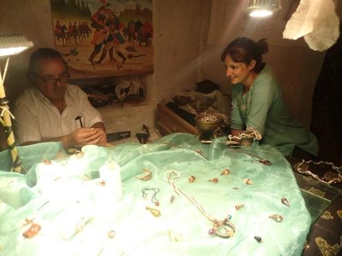 Bijoutier de Téhéran | Tehran jewelry maker