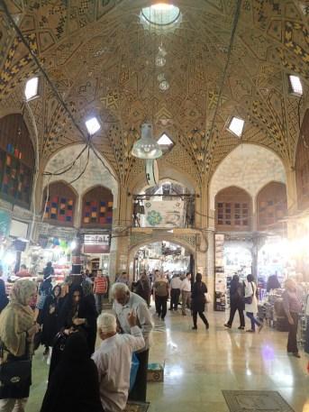 Bazar de Téhéran | Tehran bazaar