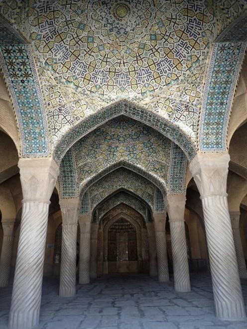 Shiraz : Vakil mosque