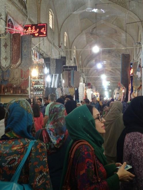 Shiraz : Vakil bazar