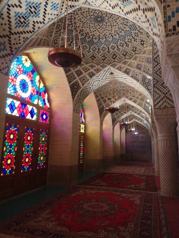 Shiraz : Nazie il Molk mosque