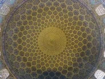 Esfahan : Sheik lotfollah mosque