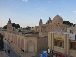 Esfahan : église arménienne   armenian church