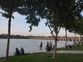 Esfahan : Si-o-Seh Pol