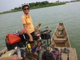 Traversée du Mékong | Crossing the Mekong river