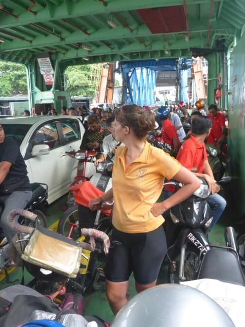 Bac pour Penang | Ferry to Penang