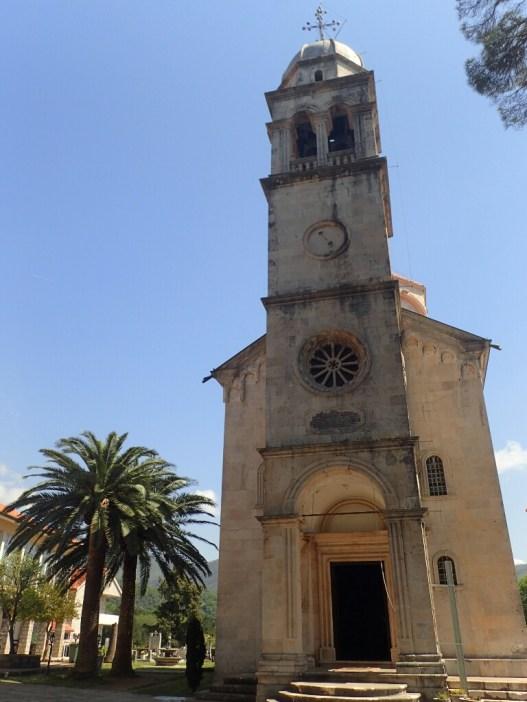 Monastère à Herce-Novi