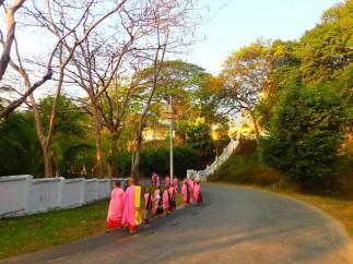 Moulmein : Nonnes | Nuns