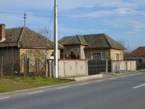 Maisons roumaines | Romanian houses