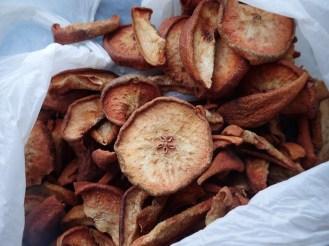 Poires séchées | Dried pears