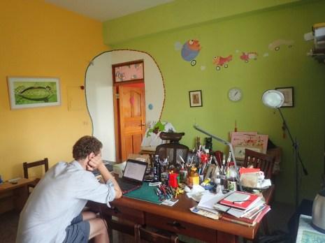 Chez Jeff | Jeff's home