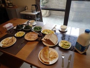 Petit déjeuner royal | King's breakfast