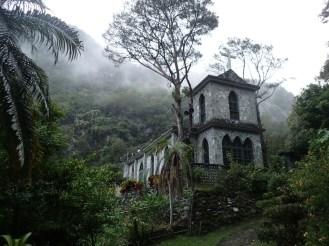 Église où nous avons dormi dans les goges de Taroko | Church where we slept on Taroko Gorge