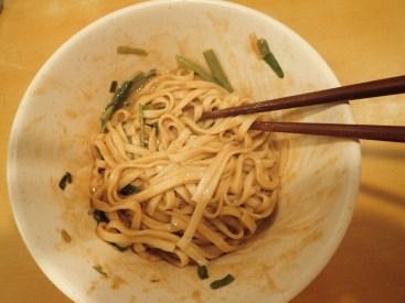Nouilles au sésame | Sesame noodles
