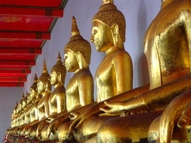 Bangkok : Bouddhas | Buddhas
