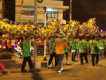 Sukhothai : Fête du nouvel an chinois | Chinese new year celebration
