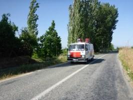 Camionnette de campagne | Campaign truck