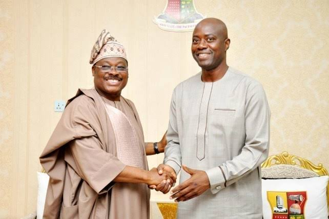 Image result for t Is Time For Me To Rest And Allow Makinde To Work – Ajimobi Declares