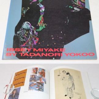 Issey Miyake By Tadanori Yokoo 横尾忠則、三宅一生をデザインする