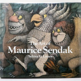 Selma G. Lanes: The Art of Maurice Sendak