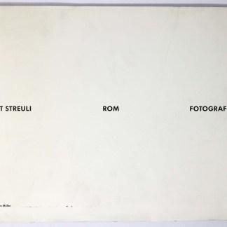 Beat Streuli: Rome Fotografien