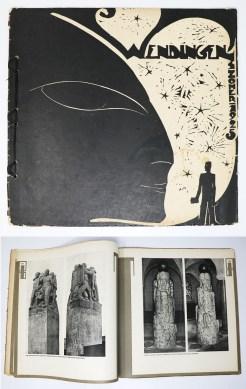 Wendingen:Series 7 1925 no.2:Sculptures by Hildo Krop