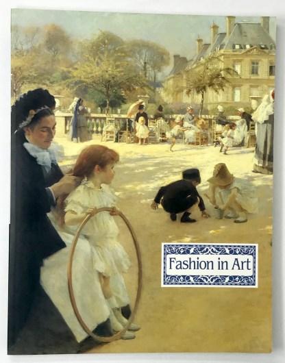 ファッション in アート