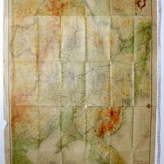 大満州国詳図