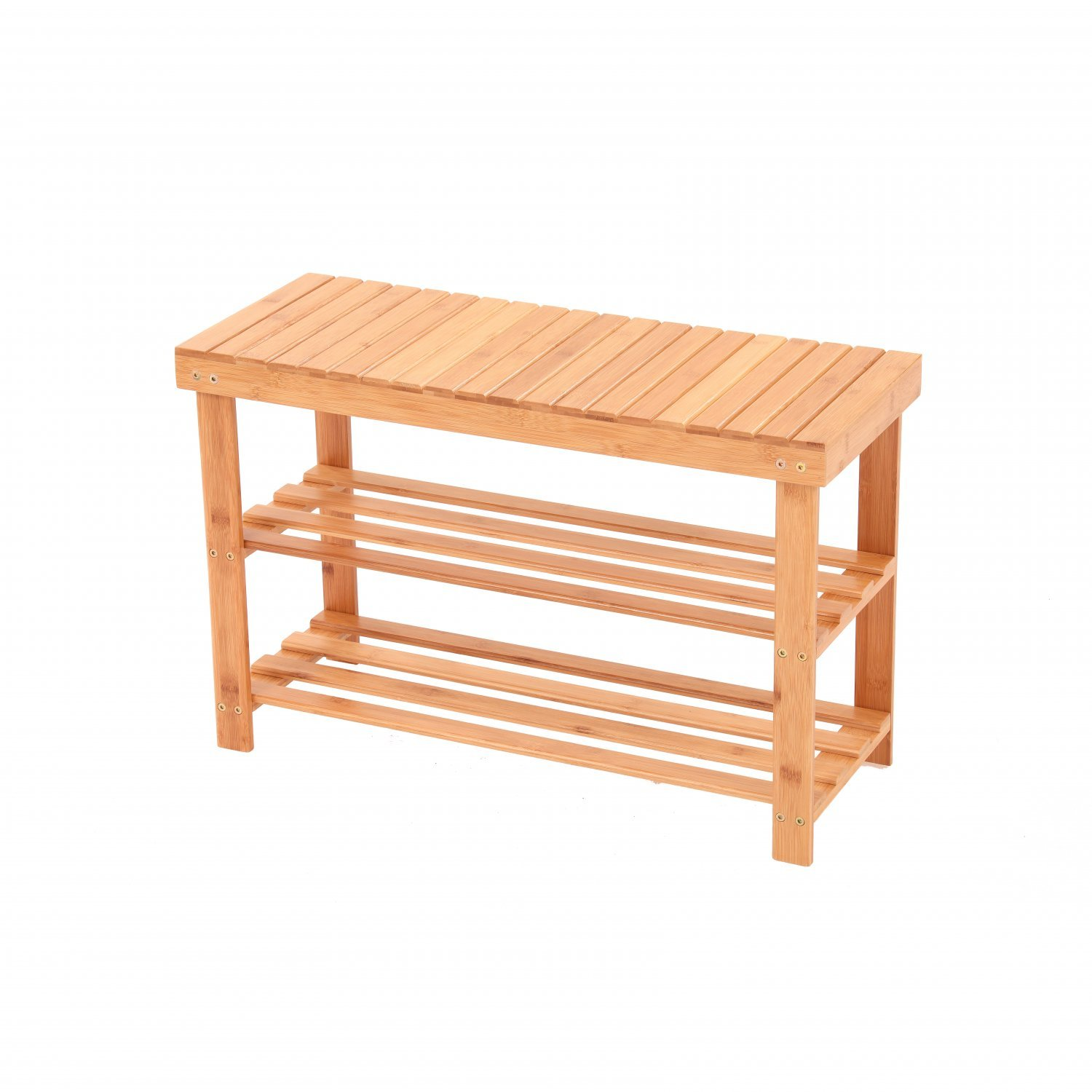 3 Tier Wooden Bamboo Shoe Rack Bench Storage Organiser Holder 21 99 Oypla Stocking The Very Best In Toys Electrical Furniture Homeware Garden Gifts And Much More