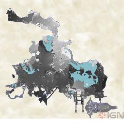 Gormott Province Map For Xenoblade Chronicles 2 Ign