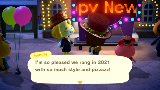 How to Celebrate New Year's - Animal Crossing: New Horizons Wiki Guide 10