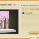 All Cherry Blossom Diy Recipes Animal Crossing New Horizons Wiki Guide Ign