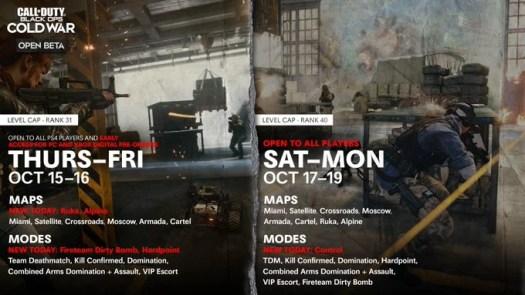 Beta Second Weekend Schedule.jpg