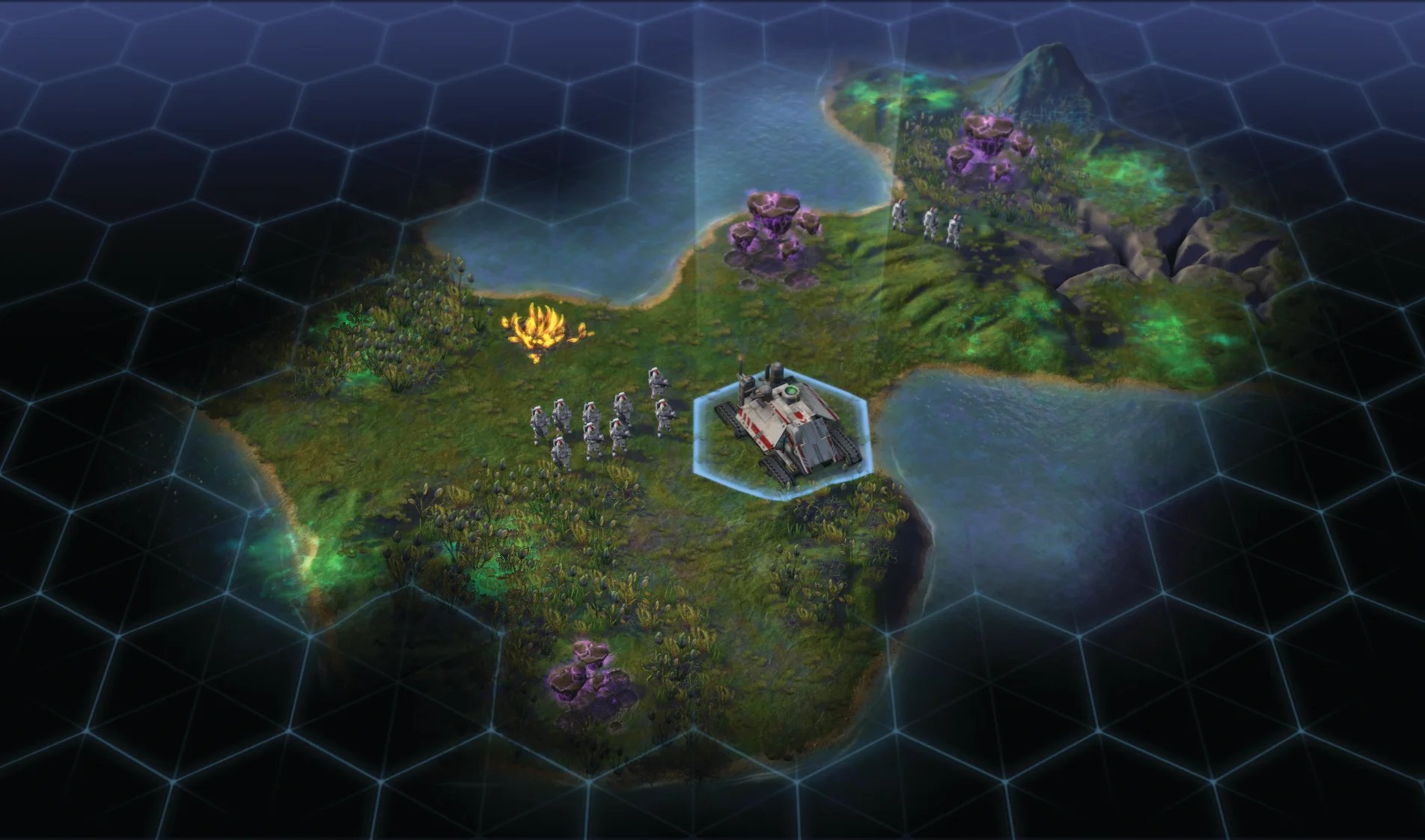 Civilization Beyond Earth Review IGN