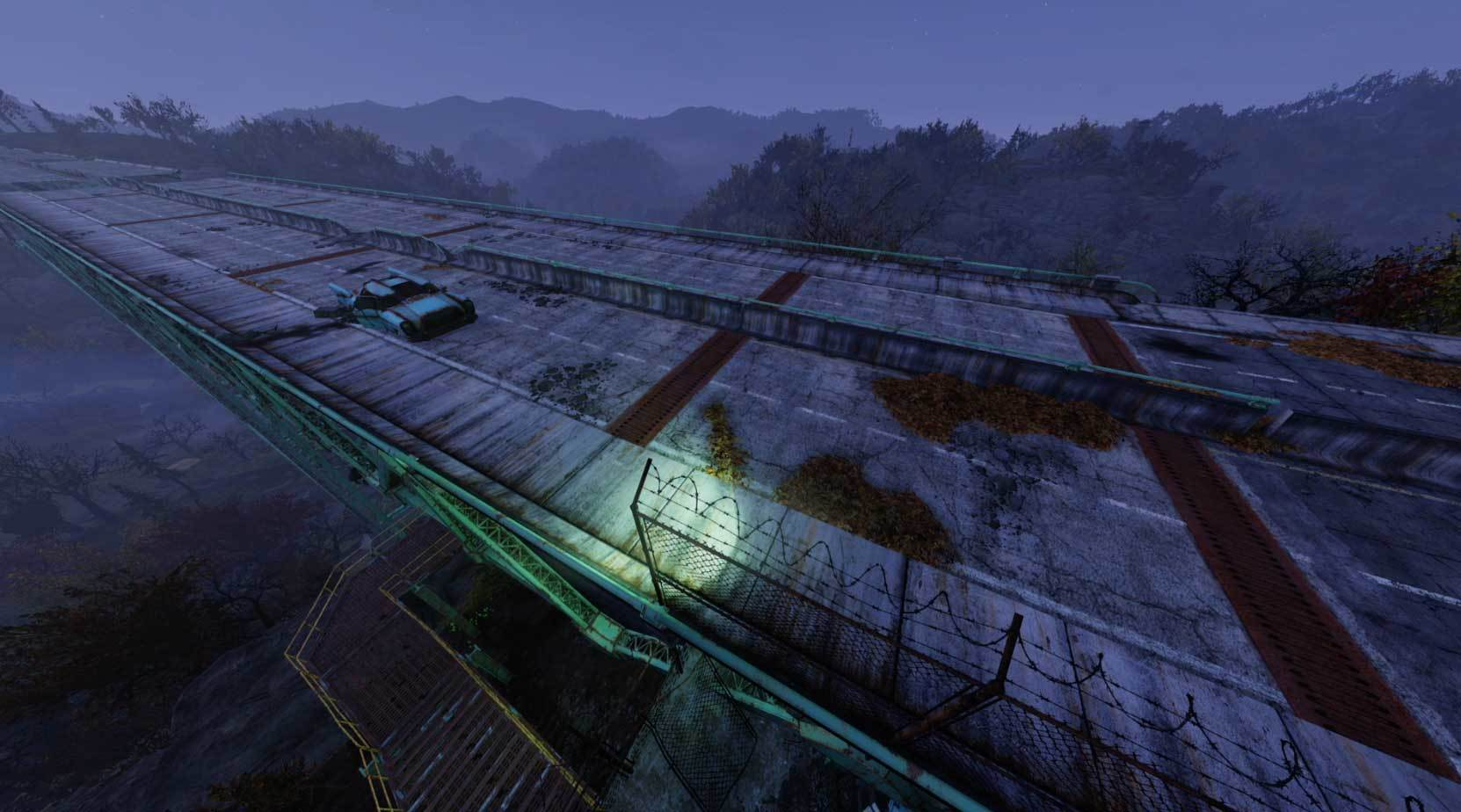 New River Gorge Bridge East Fallout 76 Wiki Guide IGN