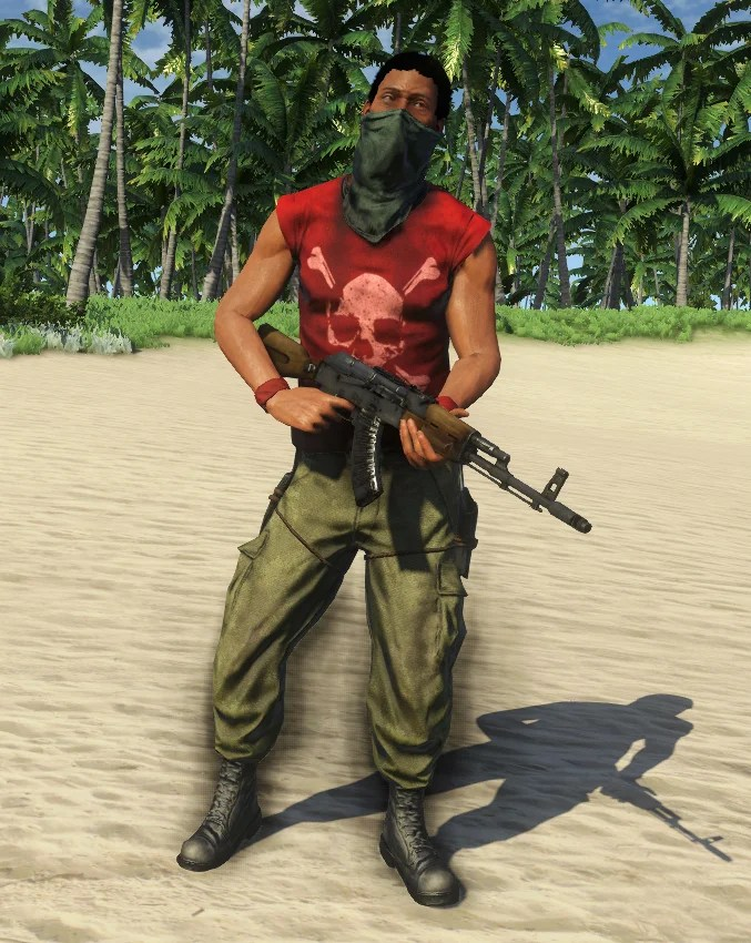 PirateAssaulterjpg File Far Cry 3 Wiki Guide IGN