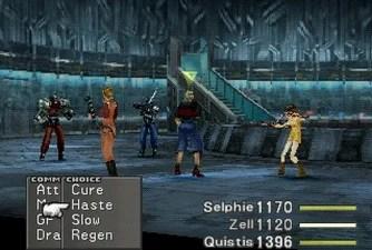 Galbadia D District Prison Final Fantasy VIII Wiki Guide