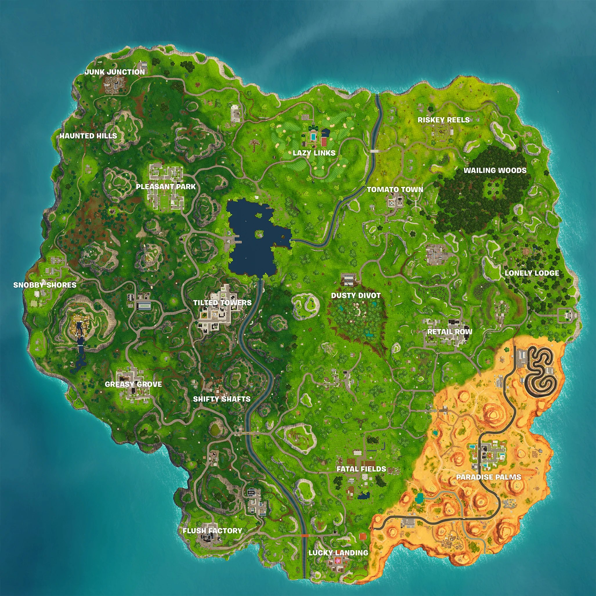 Fortnite Wiki Guide Ign