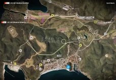 Maps Forza Horizon 2 Presents Fast Amp Furious Wiki Guide