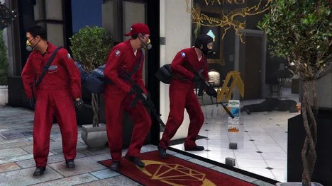 The Jewel Store Job Smart Version GTA 5 Wiki Guide IGN