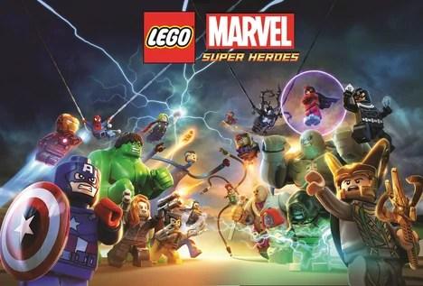 Image result for lego marvel superheroes game