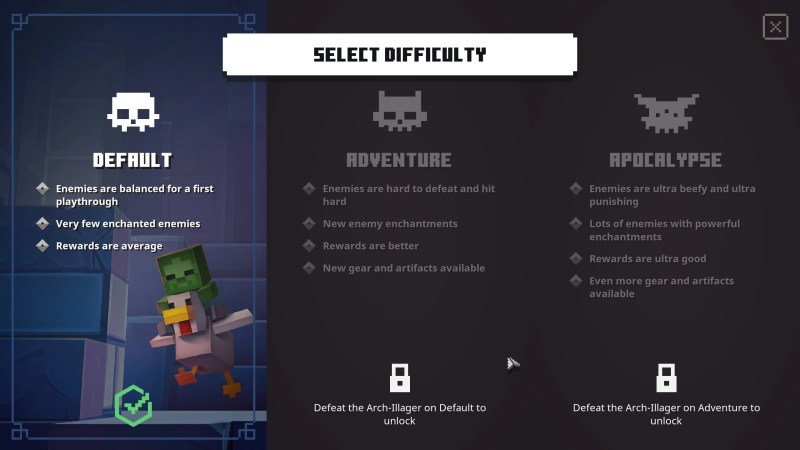 Minecraft Dungeons Difficulty.jpg