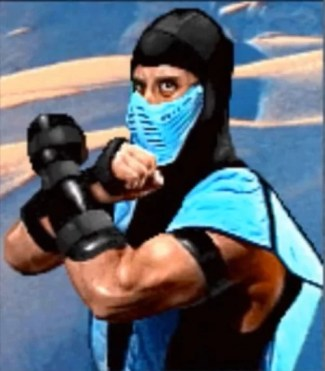 Image result for sub zero mortal kombat 2