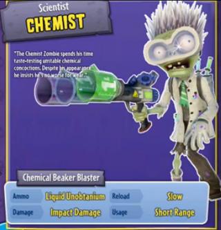 Chemist Plants Vs Zombies Garden Warfare Wiki Guide IGN
