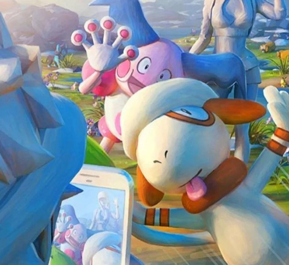 Sådan fanger du Smeargle i Pokemon Go
